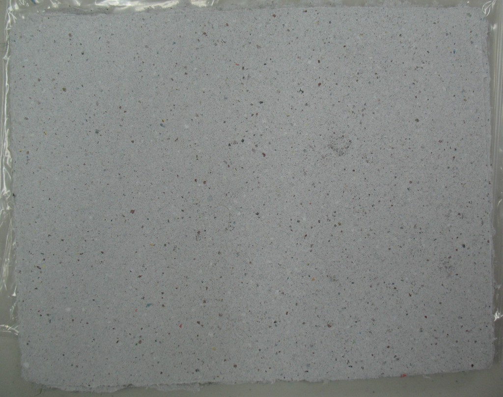 Western-made recycled paper