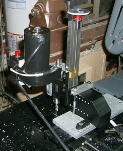 Step 3 - Milling setup