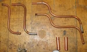 Second Set of Pipe Repairs