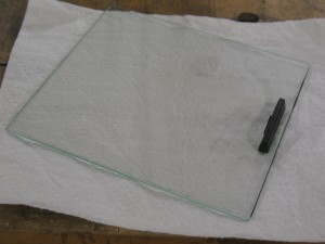 06 - Top glass complete