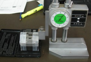 Measuring spring force
