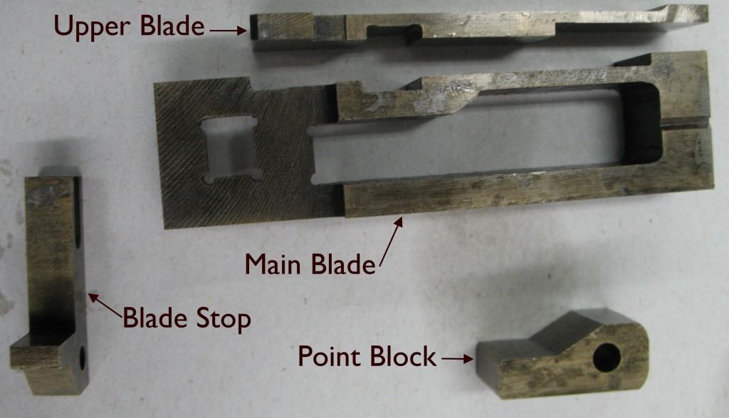 1 - Standard Blade Kit