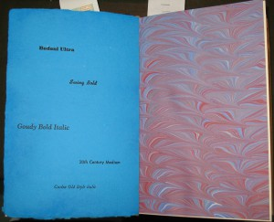 Page 4 and endpaper