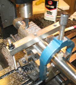 Milling some flats