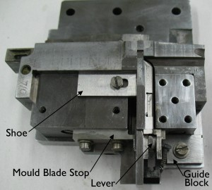 Blade Guides Installed