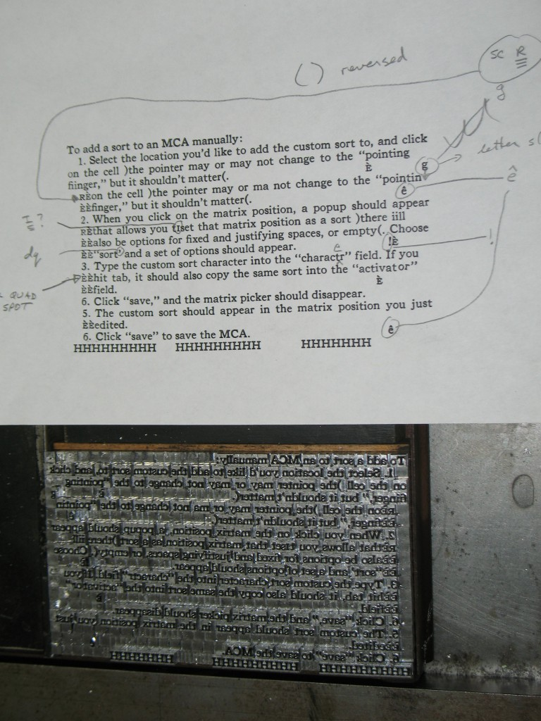 Form and Annotated Proof
