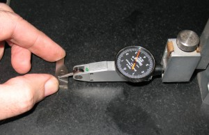 Spacer Thickness Measurement